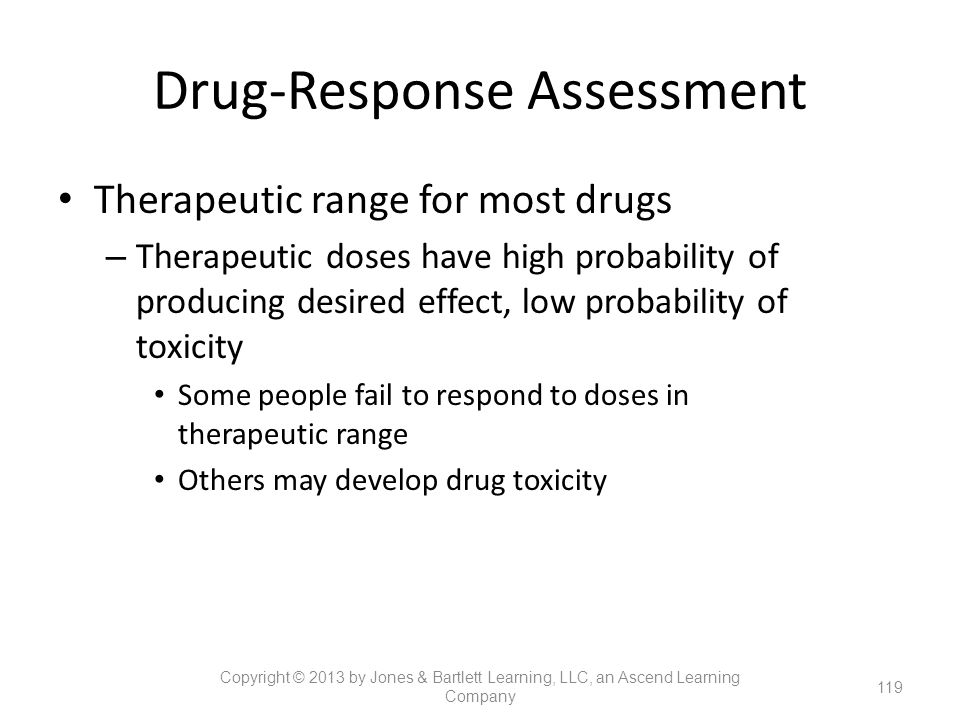 Drug-Response Assessment
