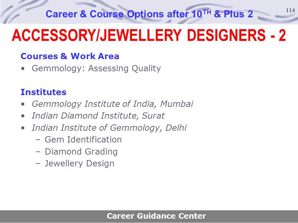 ACCESSORY/JEWELLERY DESIGNERS - 2