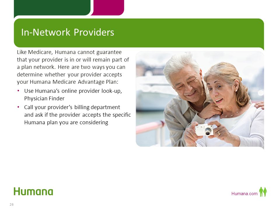 In-Network Providers