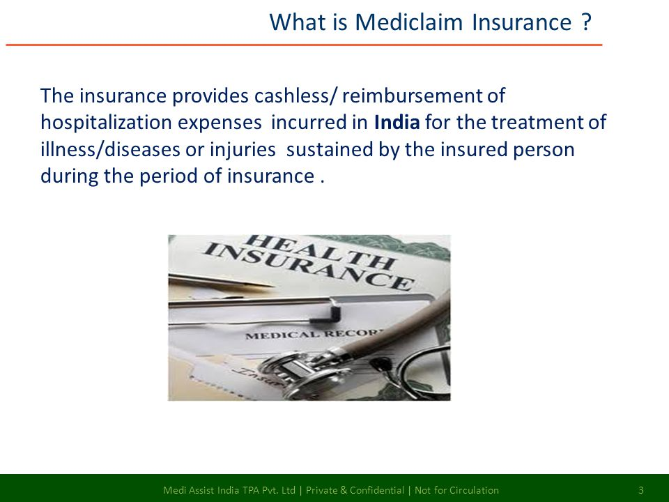 What is Mediclaim Insurance