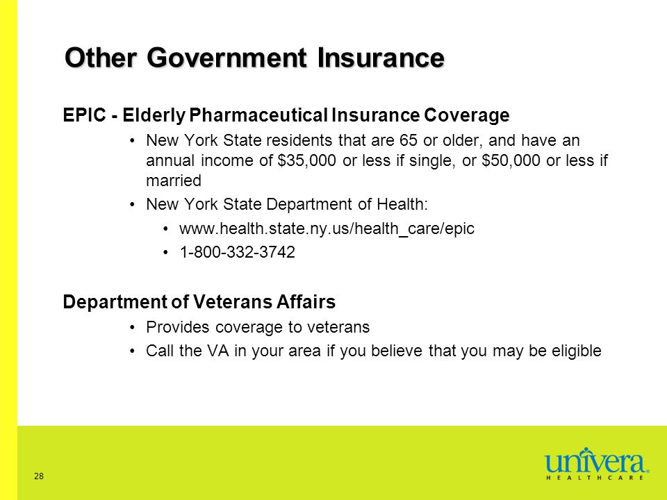Other Government Insurance