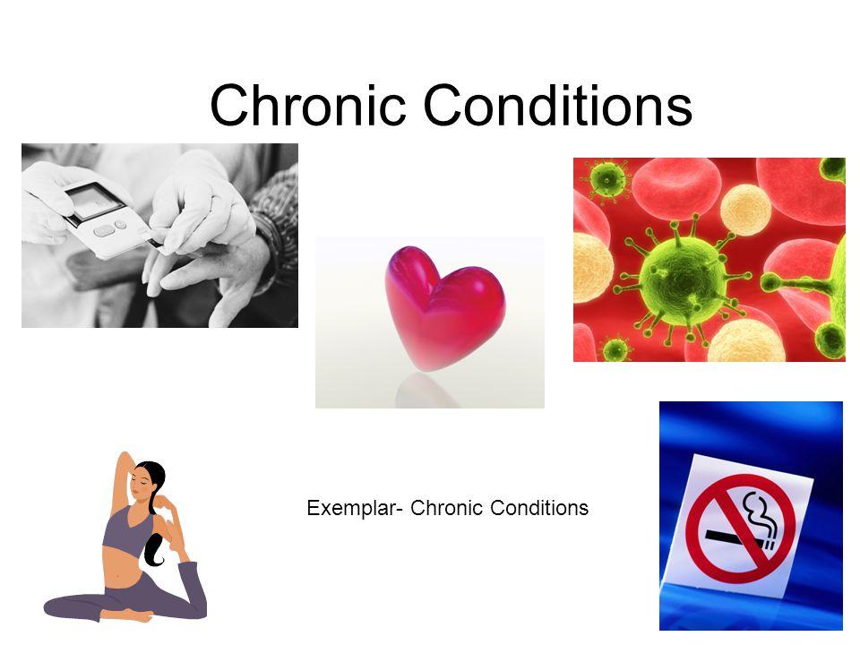 Exemplar- Chronic Conditions