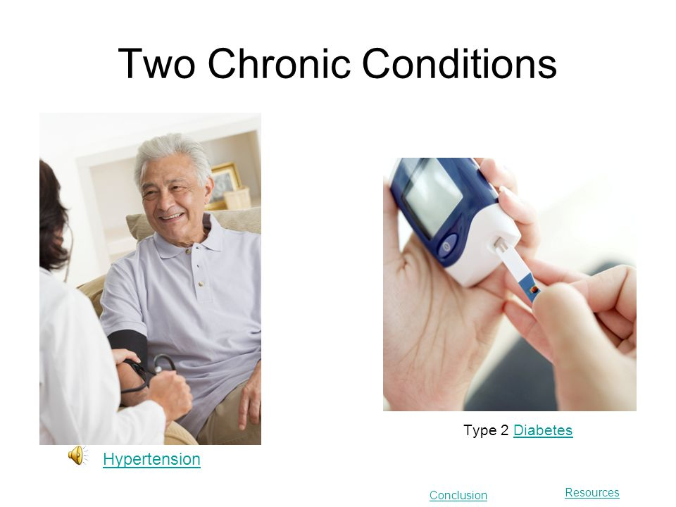 Two Chronic Conditions
