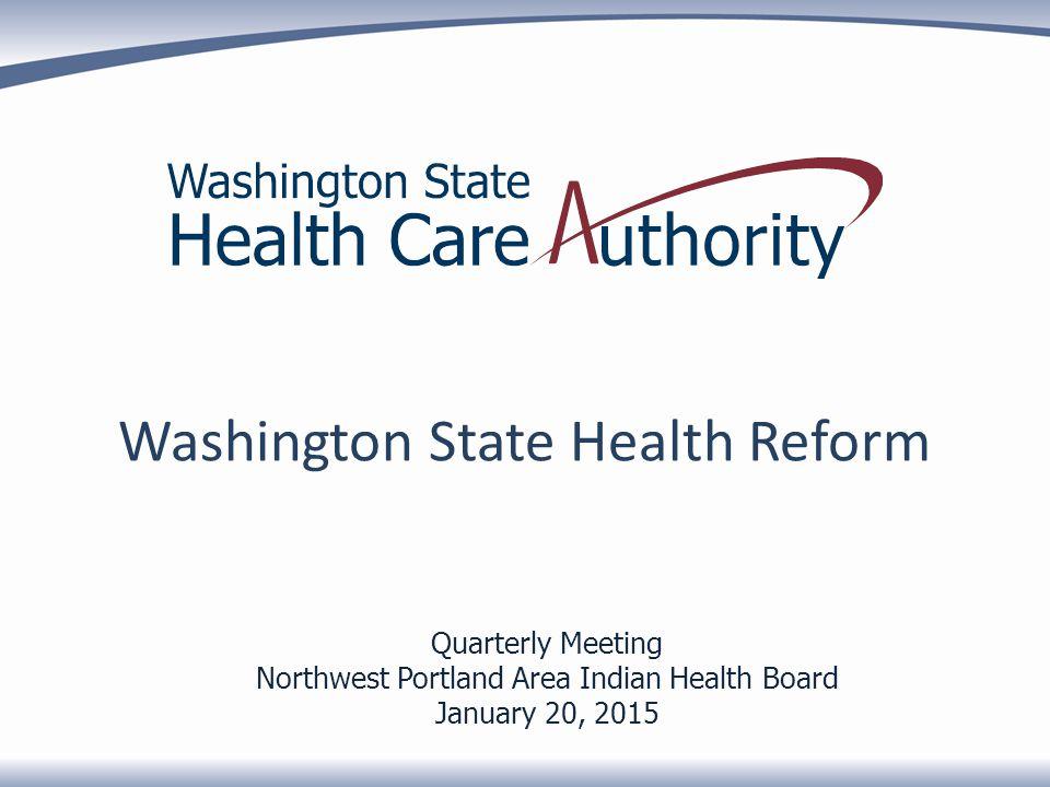 Washington State Health Reform