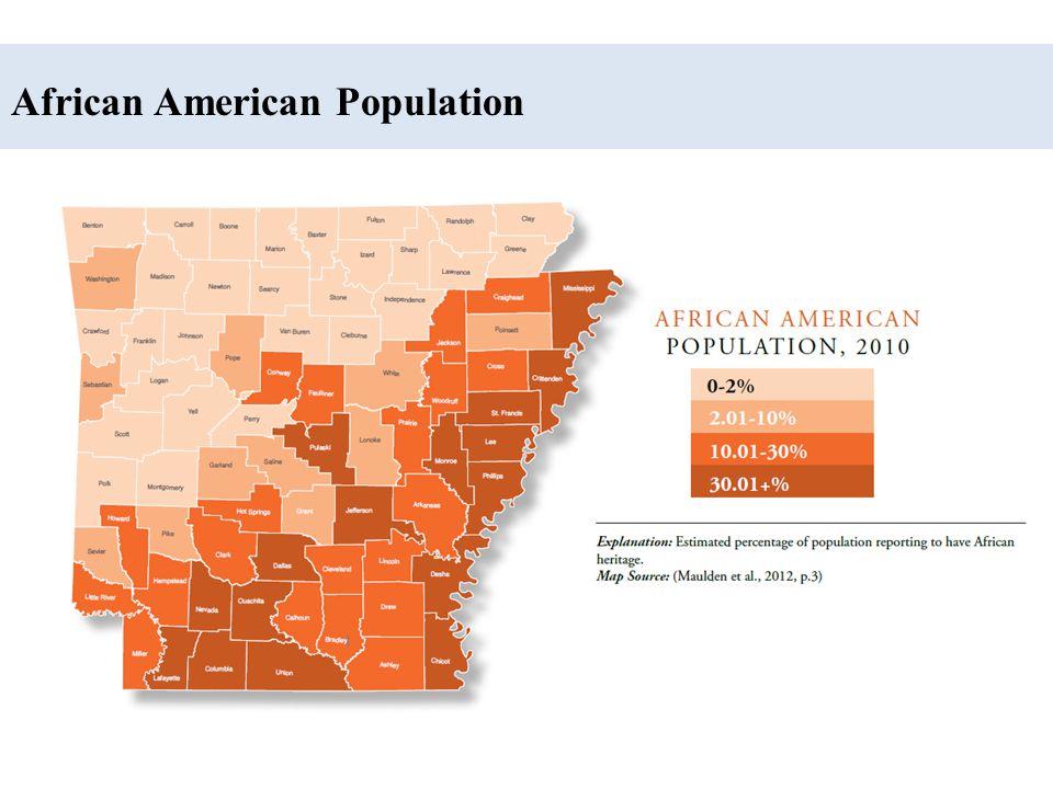 African American Population