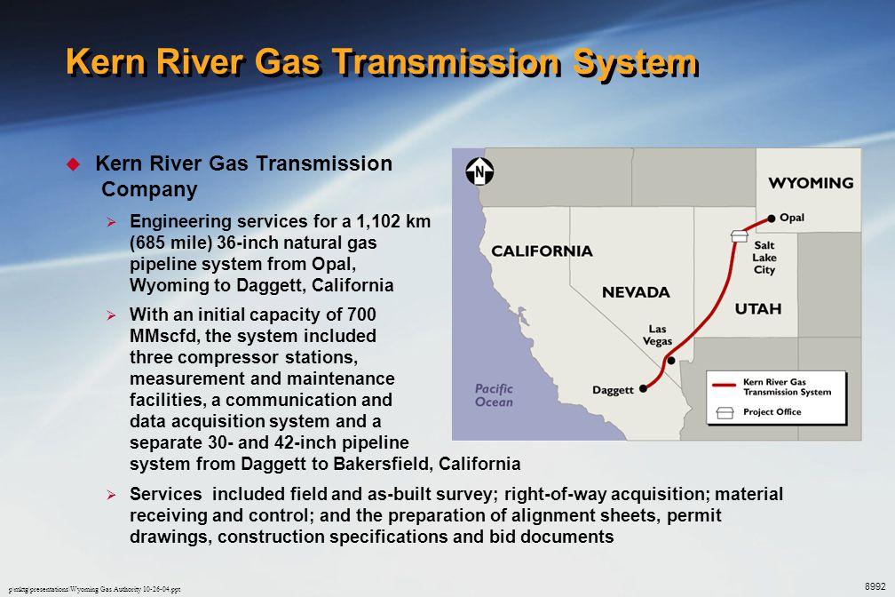 Kern River Gas Transmission System