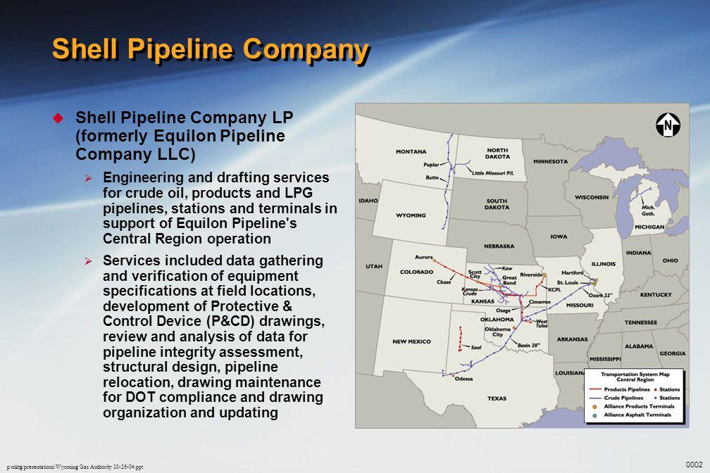 Shell Pipeline Company