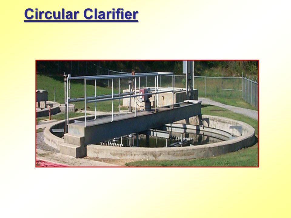 Circular Clarifier