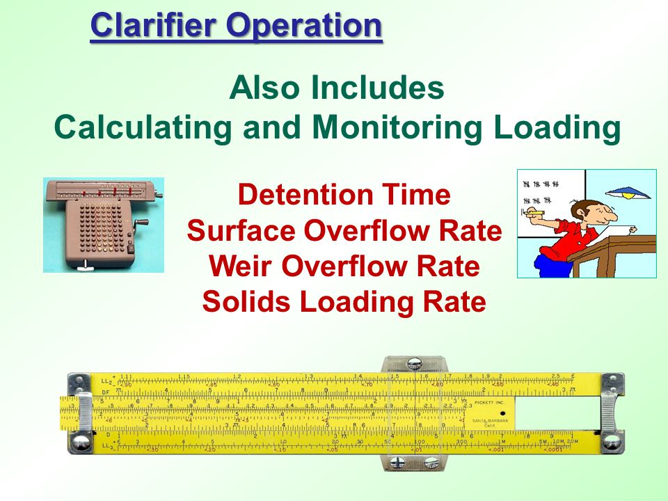 Calculating and Monitoring Loading