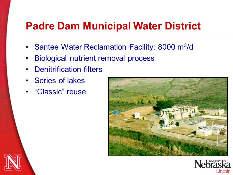 Padre Dam Municipal Water District