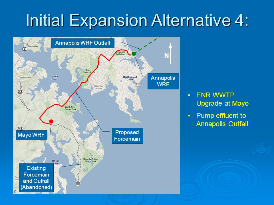 Initial Expansion Alternative 4: