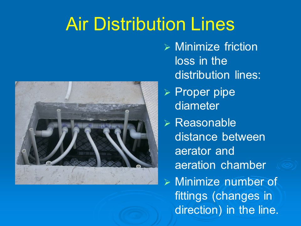 Air Distribution Lines