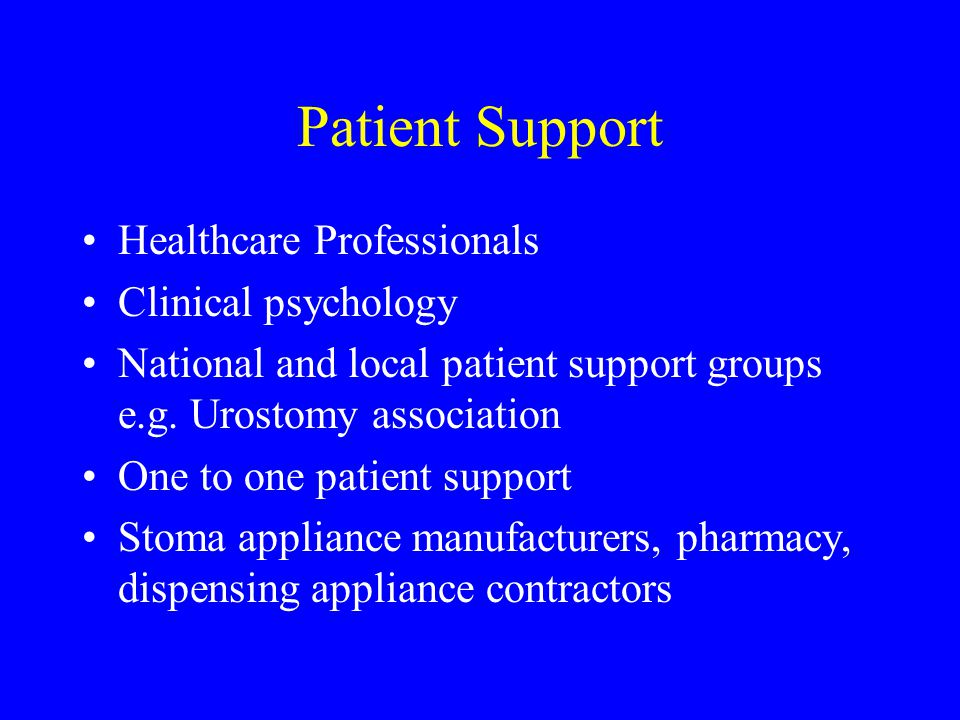 Patient Support Healthcare Professionals Clinical psychology