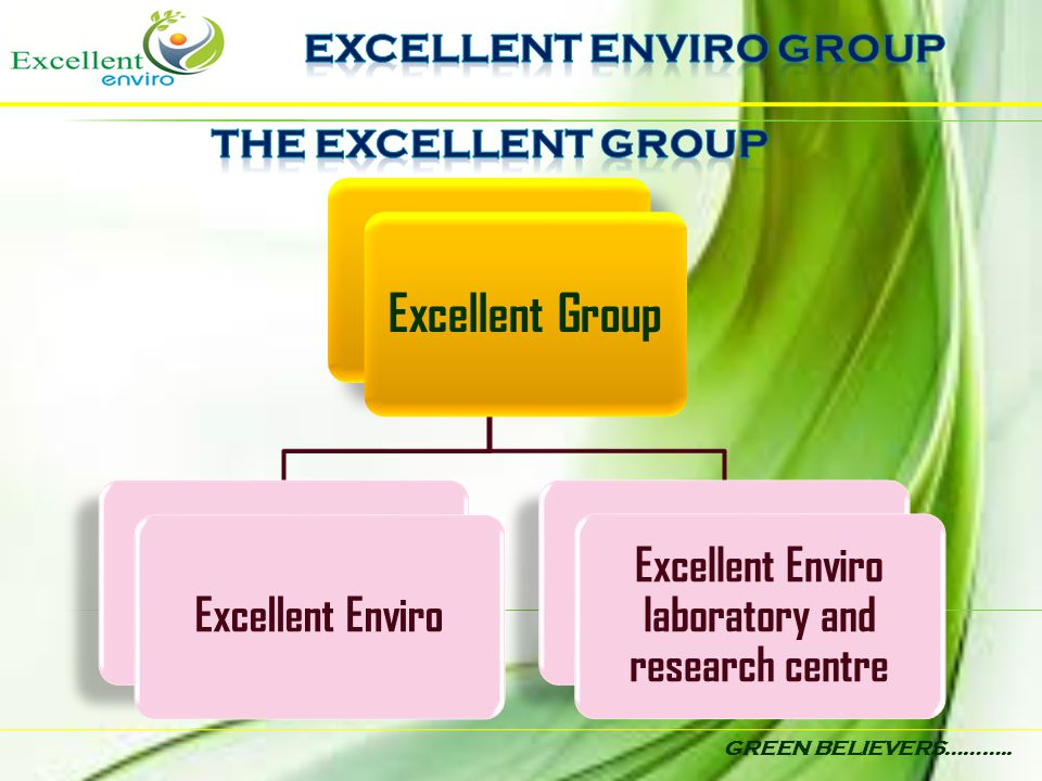 EXCELLENT ENVIRO GROUP