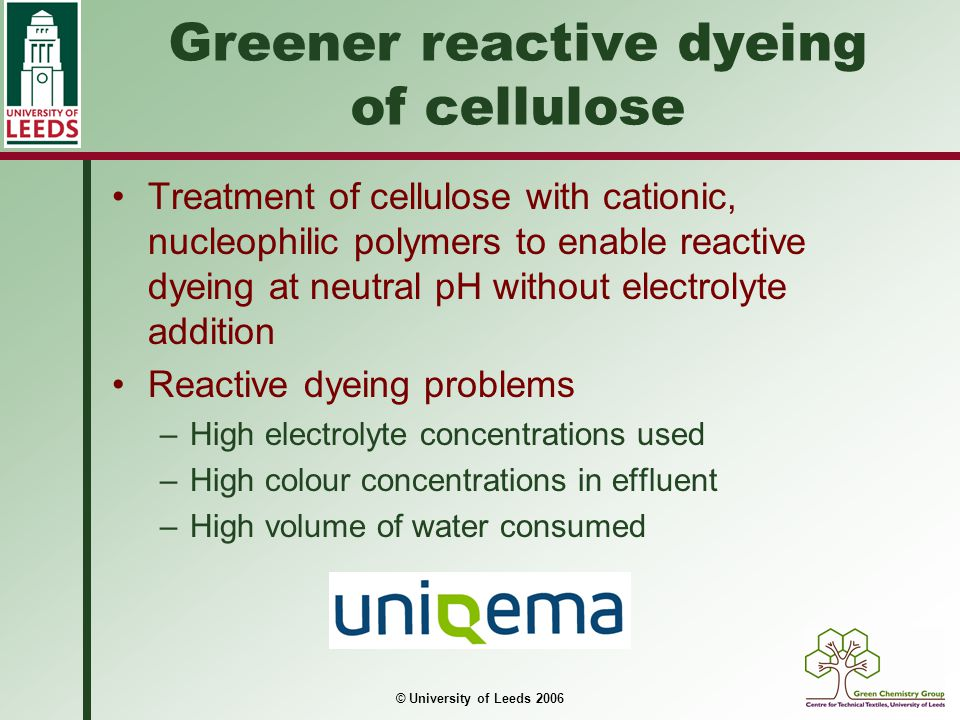 Greener reactive dyeing of cellulose