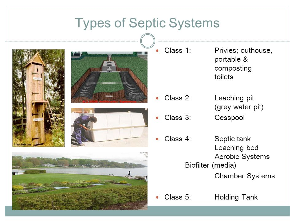 types of sewage systems pdf