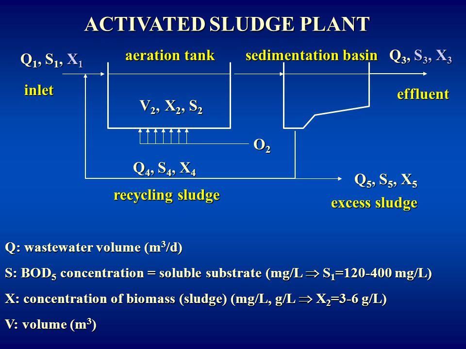 ACTIVATED SLUDGE PLANT