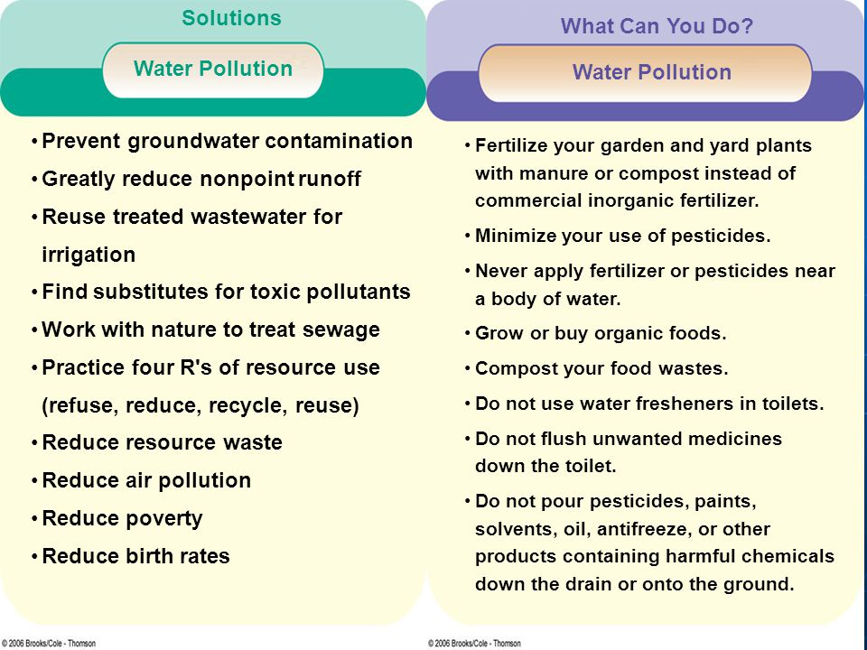 water pollution solutions essays Water pollution essay examples 69 total results the causes and solutions to the water problem in the state of california the effects of pollution on our water.