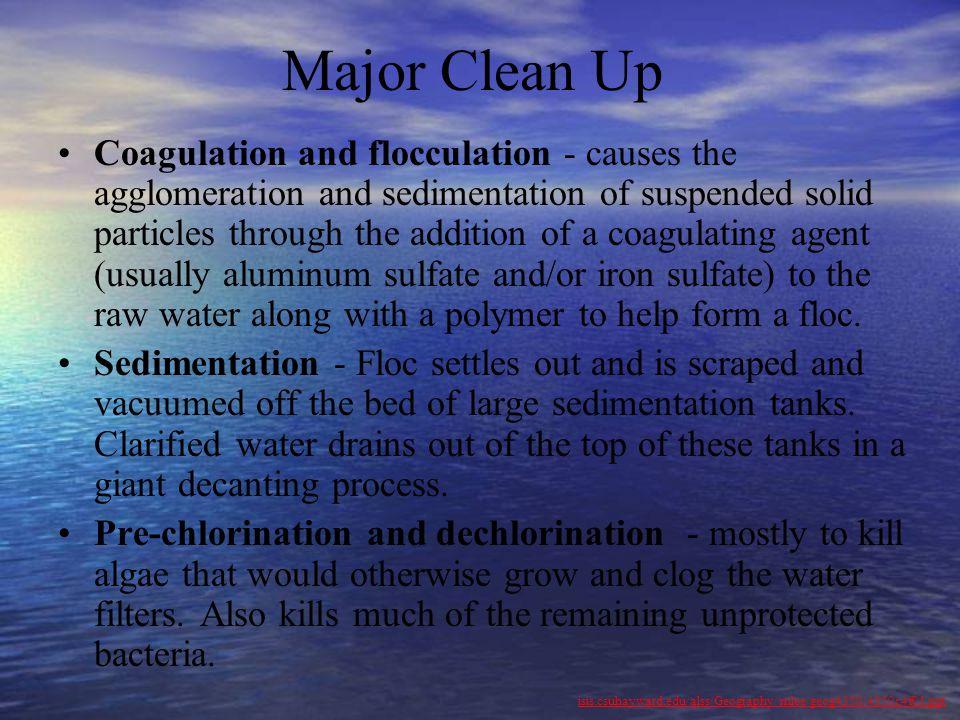 Major Clean Up