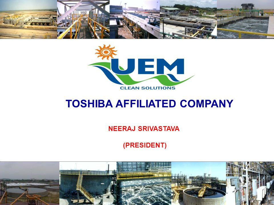 TOSHIBA AFFILIATED COMPANY