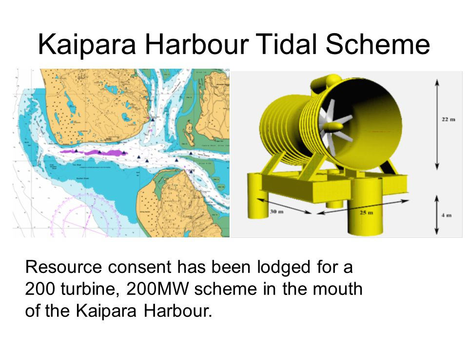 Kaipara Harbour Tidal Scheme