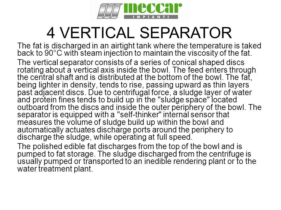 4 VERTICAL SEPARATOR