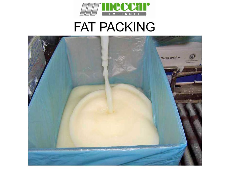 FAT PACKING