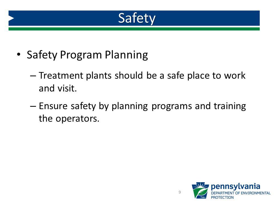 Safety Safety Program Planning