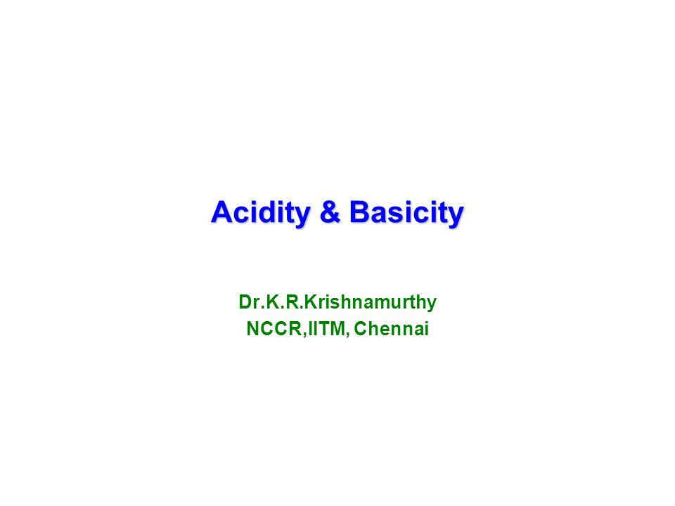 Dr.K.R.Krishnamurthy NCCR,IITM, Chennai