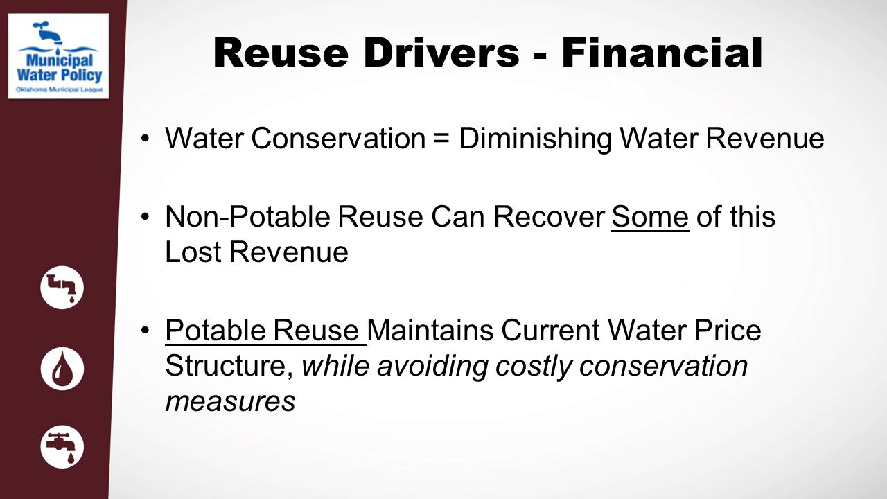 Reuse Drivers - Financial