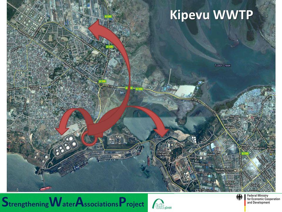 Kipevu WWTP