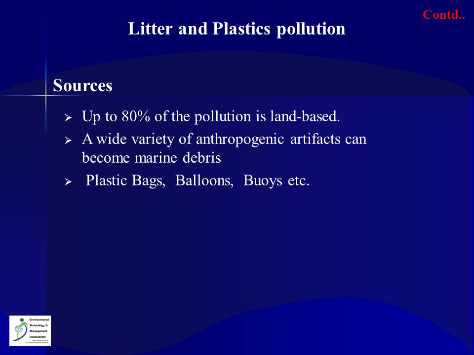 Litter and Plastics pollution