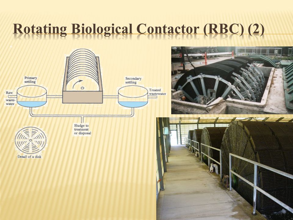 Rotating Biological Contactor (RBC) (2)