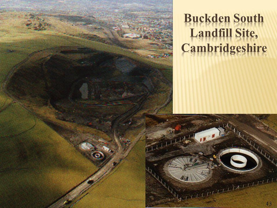 Buckden South Landfill Site, Cambridgeshire