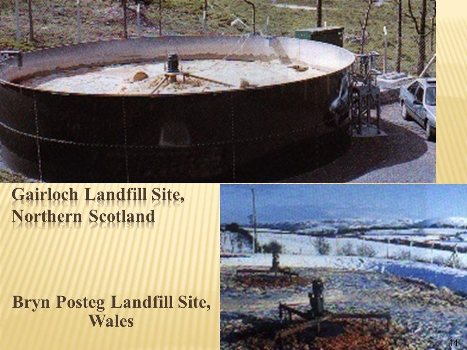 Gairloch Landfill Site, Northern Scotland