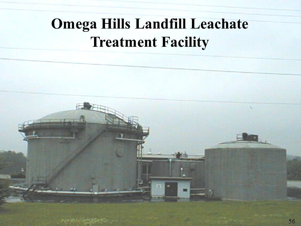 Omega Hills Landfill Leachate