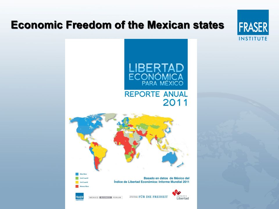 Economic Freedom of the Mexican states