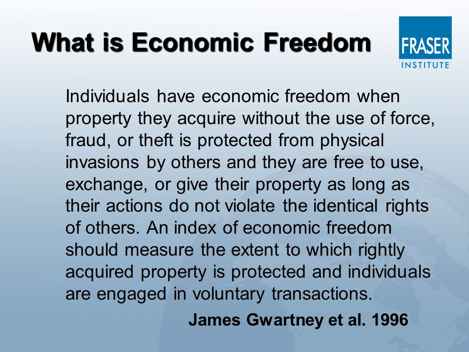 What is Economic Freedom