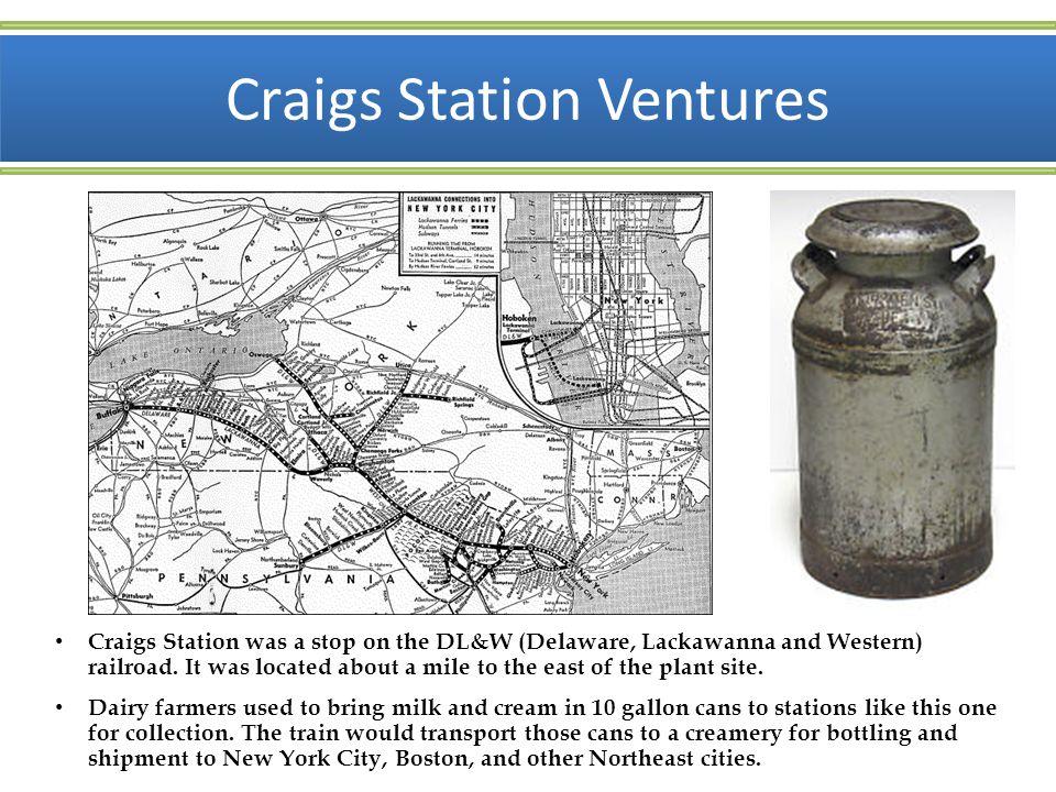 Craigs Station Ventures