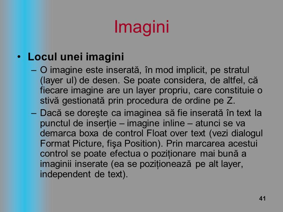 Imagini Locul unei imagini