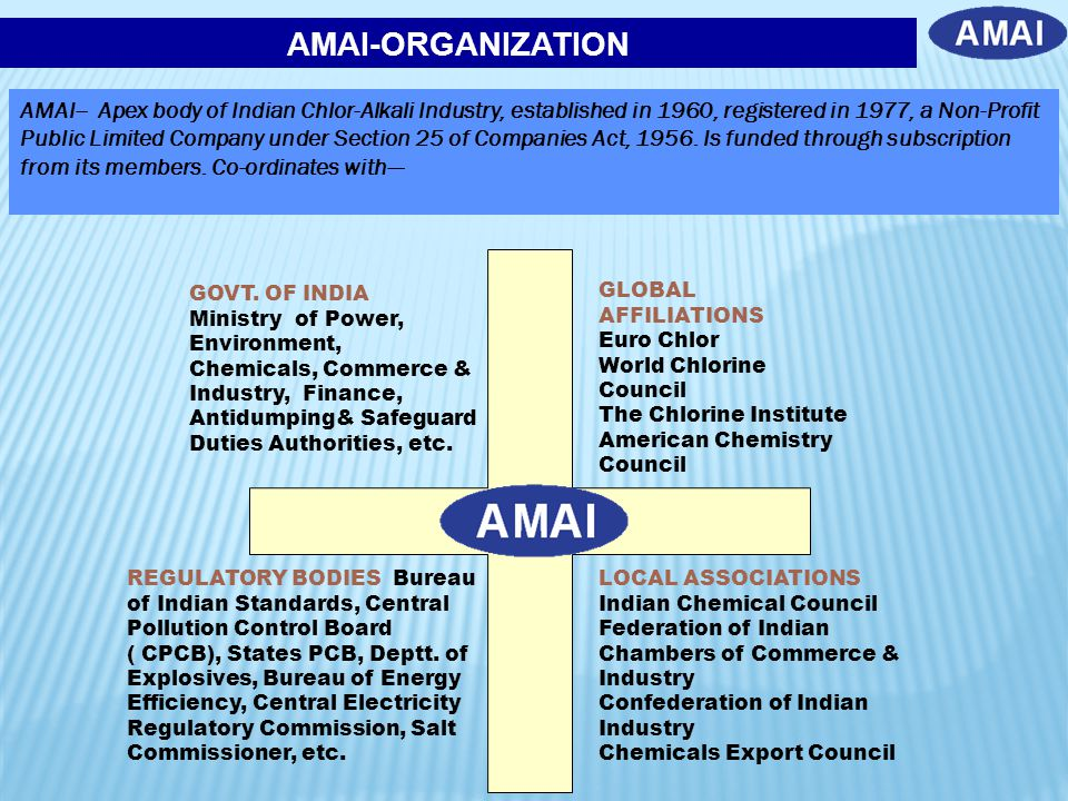 AMAI-ORGANIZATION