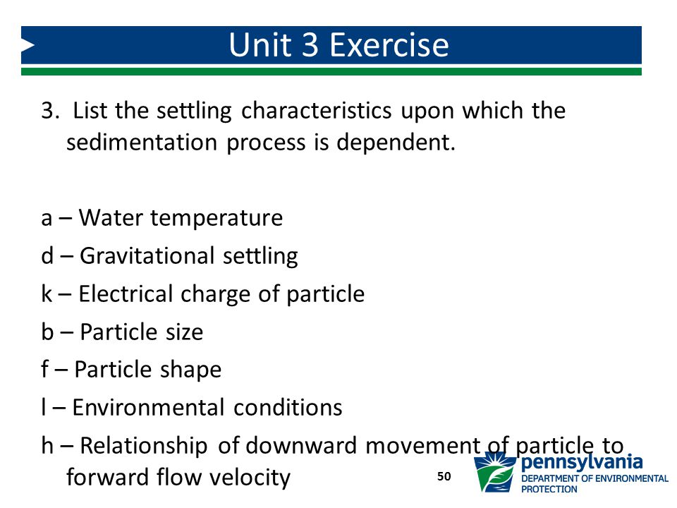 Unit 3 Exercise