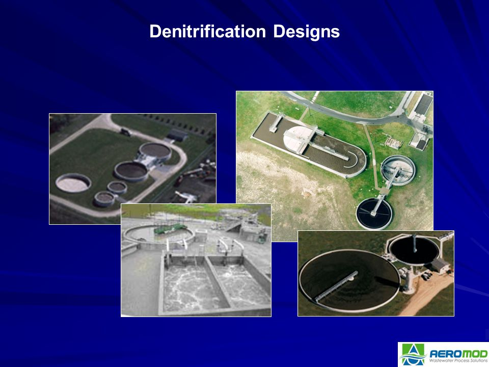 Denitrification Designs