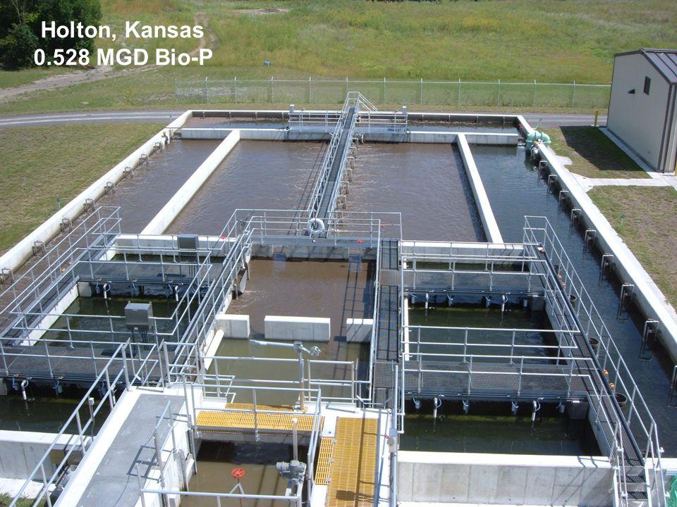 Holton, Kansas 0.528 MGD Bio-P