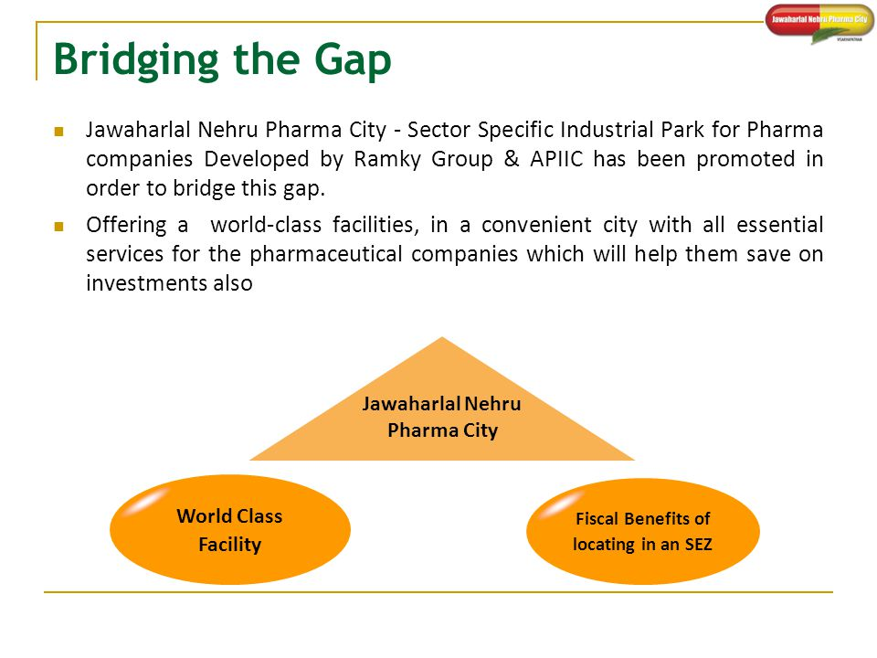Jawaharlal Nehru Pharma City
