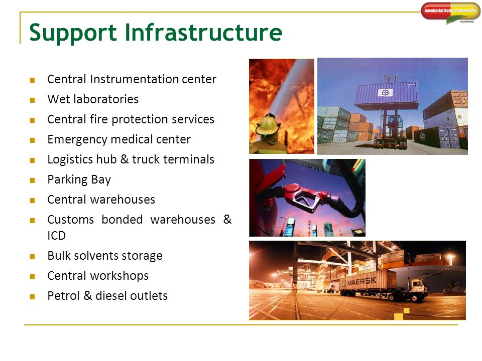 Support Infrastructure