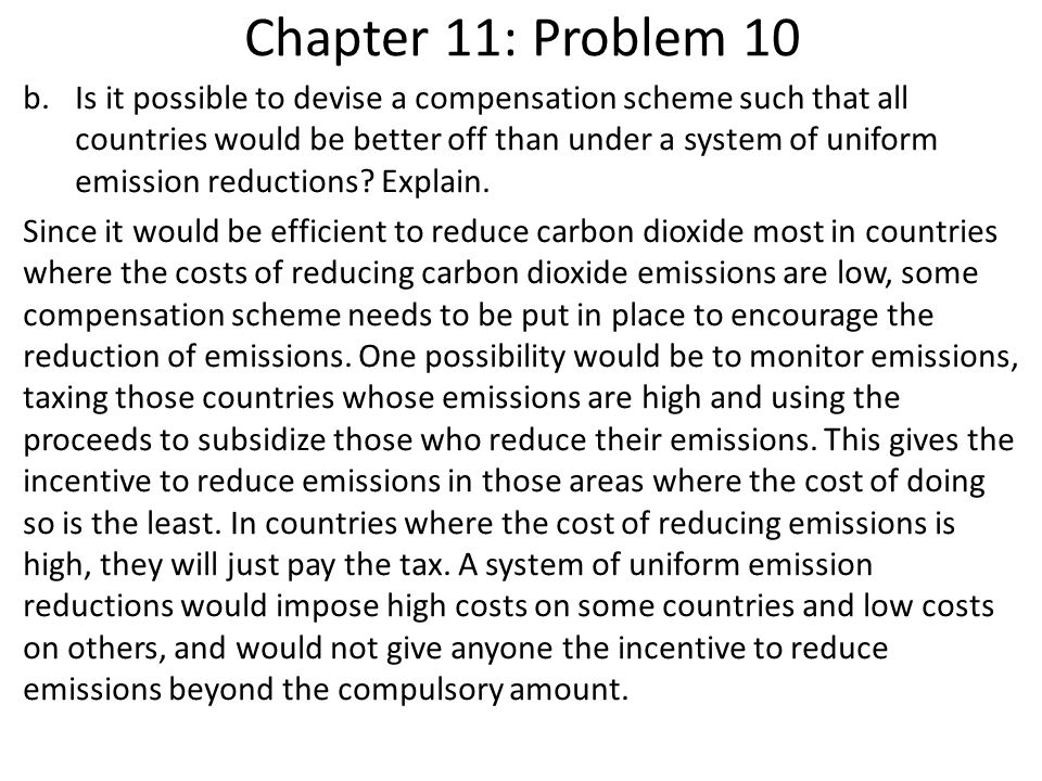 Chapter 11: Problem 10