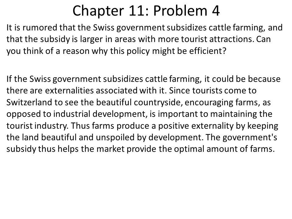Chapter 11: Problem 4