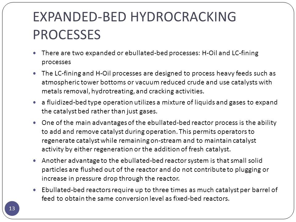 EXPANDED-BED HYDROCRACKING PROCESSES