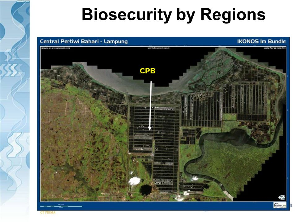 Biosecurity by Regions